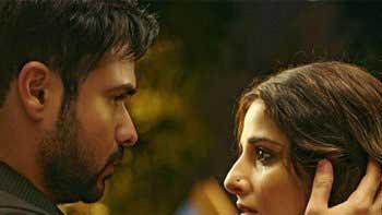 'First Look of Emraan Hashmi and Vidya Balan Starrer 'Hamari Adhuri Kahani' Unveiled!