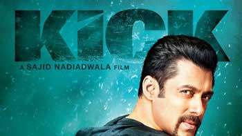 First Look Official Poster of \'Kick\' Out Now!