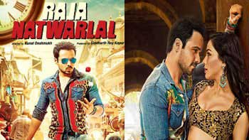 First Look Posters and Trailer of \'Raja Natwarlal\' Out Now!