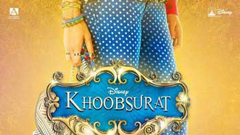 First Look Teaser Poster of \'Khoobsurat\' Unveiled!