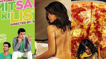 First Weekend Box Office Collection of 'Amit Sahni Ki List', 'Hate Story 2' and 'Pizza' 3D