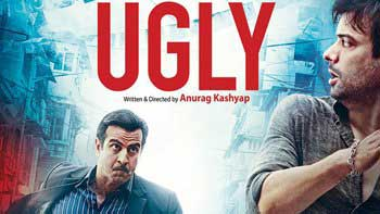 First weekend box-office collection of 'Ugly'