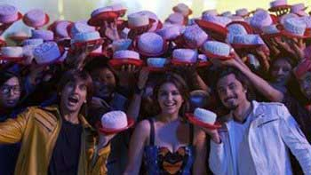 \'Happy Birthday\' song from \'Kill Dil\' used 600 cakes!