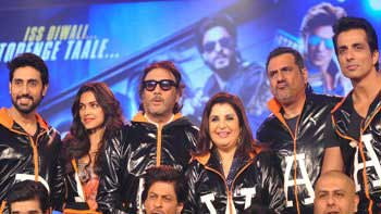 'Happy New Year' team decodes Freedom on the eve of Independence Day