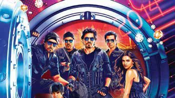 \'Happy New Year\' to fetch 200 crore profit prior to its release!
