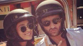 Have a glimpse at Saif Ali Khan and Ileana D'cruz's look in 'Happy Ending'