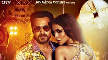 Highly flammable poster of 'Raja Natwarlal'