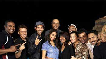 Hrithik Roshan's Fitness Initiative
