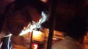 Hrithik Roshan takes mid-night auto ride