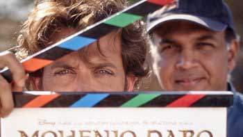 Hrithik Roshan to Start shooting for the upcoming film 'Mohenjo Daro'!