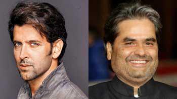 Hrithik Roshan To Team-up with Vishal Bhardwaj