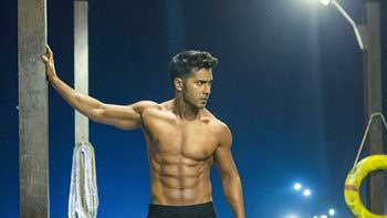 Intense Workout Regime Helped Varun Get Rid Of Negative Thoughts!