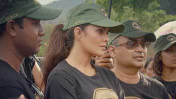 Jacqueline Fernandez takes a stand for the protection of wild elephants