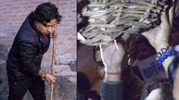 Kailash Kher joins 'Swachh Bharat Abhiyaan'