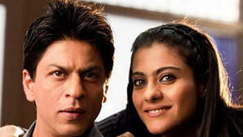 Kajol Is Excited About Working with SRK Again
