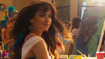 Kangana Ranaut To Play a Bohemian Painter in 'Katti Batti'