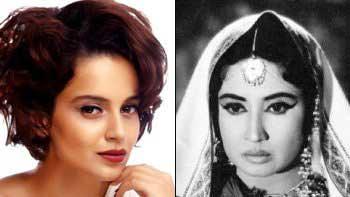 Kangana Ranaut to star in Meena Kumari biopic