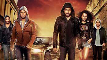 Karan Johar unveils the official 'Ungli' poster