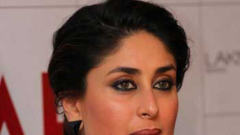 Kareena Kapoor's Philanthropy Act for Kashmir