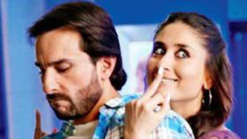 Kareena Kapoor signs Get Lost to Saif Ali Khan!
