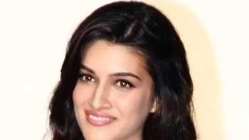 Kriti Sanon in action for 'Singh Is Bling'
