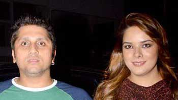 Mohit Suri, Udita Goswami become proud parents of a baby girl