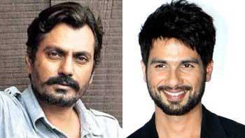 Nawazuddin Siddiqui to hunt on Shahid Kapoor in 'Farzi'