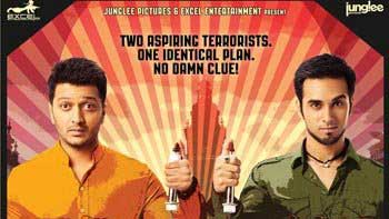 New Poster of 'Bangistan' Out Now!