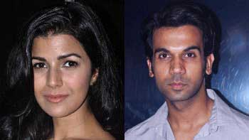 Nimrat Kaur, Rajkummar Rao to star together