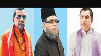 Paresh Rawal Sports Different Avatars For 'Dharam Sankat Mein'