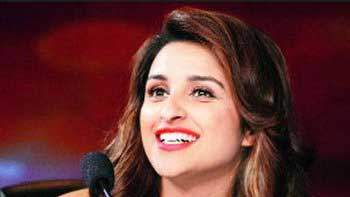 Parineeti Chopra bursts into tears in TV show