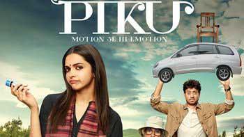 'Piku' Wins Over B-town