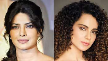 Priyanka Congratulates Kangana for Bagging National Award for Best Actress