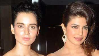 Priyanka & Kangana To Host A Party Together!