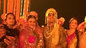 Pulkit Samrat gets married to Shweta Rohira