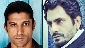 'RAEES': Farhan Akhtar's exit makes Nawazuddin Siddiqui lucky