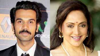 Rajkummar Rao will romance Hema Malini in 'Shimla Mirchi'