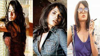Richa Chadda's exclusive look from 'Tamanchey'