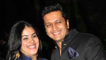 Riteish Deshmukh and Genelia D'Souza get blessed with a baby boy!