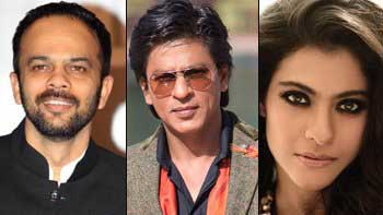 Rohit Shetty Confirms Pairing Shah Rukh and Kajol in his Film Titled 'Dilwale'