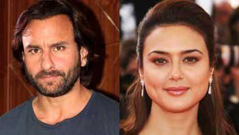 Saif Ali Khan considers Preity Zinta as His Lucky Charm