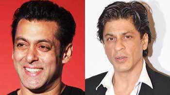 Salman Khan beats Shah Rukh Khan on Facebook