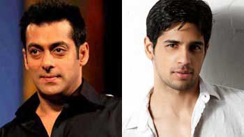 Salman Khan gifts his expensive designer watch to Siddharth Malhotra
