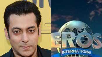 Salman Khan Productions hires Eros International for its maiden venture