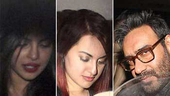 Salman Khan's starry birthday bash