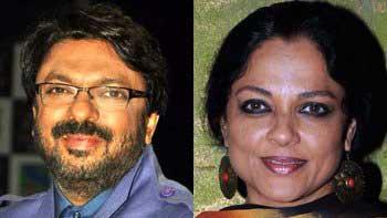 Sanjay Leela Bhansali finds Bajirao's mother in Tanvi Azmi