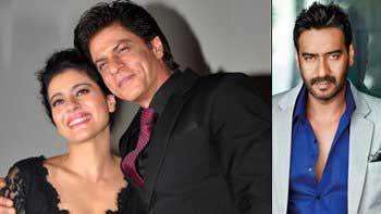 Shah Rukh-Kajol Starrer 'Dilwale' To Have Ajay Devgn's Cameo