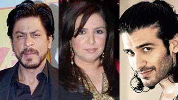 Shah Rukh Khan and Farah Khan support Saahil Prem's debut film