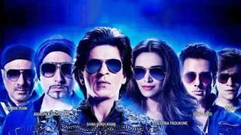 Shah Rukh Khan and 'Happy New Year' team all set for SLAM! The Tour
