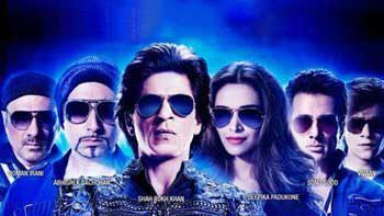 Shah Rukh Khan announces SLAM! THE TOUR to promote \'Happy New Year\'
